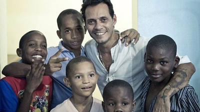 Marc Anthony, ídolo musical y filántropo