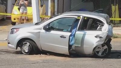 Futbolista mexicano chocó el auto de unos recién casados y el accidente fue mortal