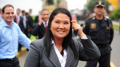 La DEA no investiga a Keiko Fujimori pero no menciona a su mano derecha