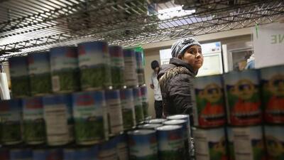 ¿Podré comer comida fresca? Las dudas sobre la propuesta de las cestas de comida del gobierno de Trump