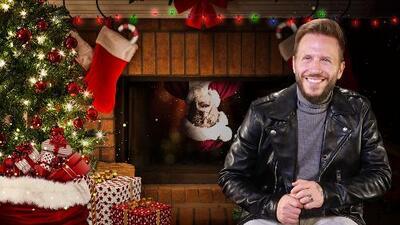 Noel Schajris ya estaba bastante grandecito cuando descubrió el secreto de Santa