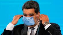 Maduro niega el ingreso a Venezuela de millones de vacunas contra el coronavirus gestionadas por Guaidó