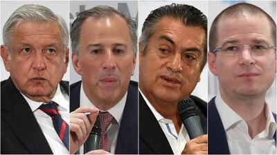 En el segundo debate presidencial en México ganaron los insultos y la poca claridad en propuestas
