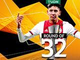 UEFA Europa League: partidos, horarios, canales de TV para ver en vivo los 16vos de final