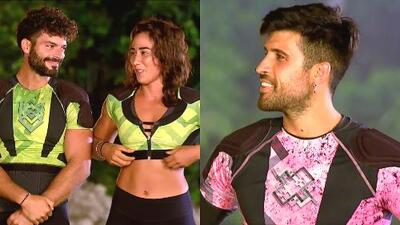 Paulette y Adrián Di Monte ahora son equipo: así fue como ella rechazó a Silverio