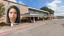 Acusan a maestra de Texas de tener una relación sexual con un estudiante de 16 años