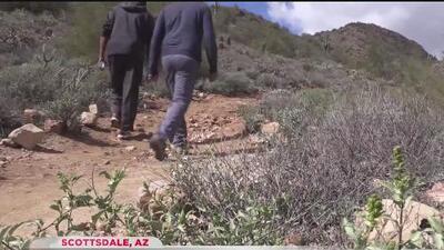 Encuentran a hombre sin vida en las montañas de Scottsdale