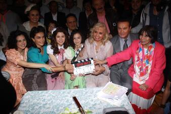 La bioserie 'Silvia Pinal frente a ti' inició grabaciones