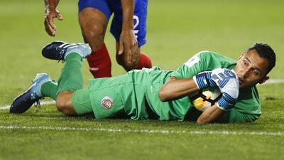 Keylor Navas encabeza la lista de convocados de Costa Rica para el Mundial de Rusia
