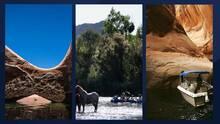 ¿Te gusta la naturaleza? Estos son los ríos, lagos y arroyos que puedes visitar si estás en Arizona