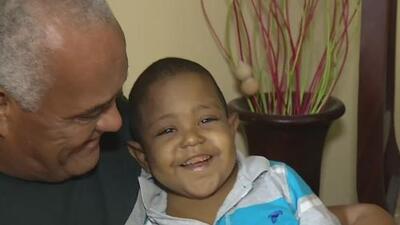 Contra todo pronóstico, Joshue cumplió 3 años sobreviviendo a una grave enfermedad hepática
