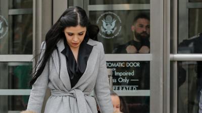 Estas son las razones de un juez para negarle a 'El Chapo' abrazar a su esposa