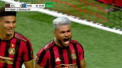 Josef Martínez anota en 10 partidos consecutivos y rompe récord en MLS