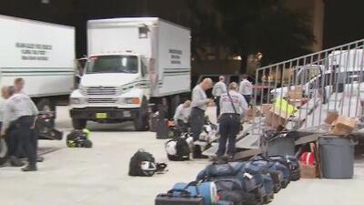 Equipos de rescate de Miami viajan a Las Bahamas con ayuda tras el paso devastador de Dorian