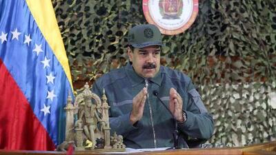 """""""La OEA es una organización totalmente desprestigiada, deslegitimada"""": Nicolás Maduro"""