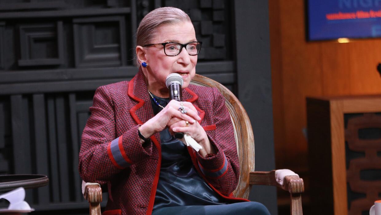 Avanza rápidamente en el Senado el proceso para llenar la silla de la jueza Ruth Bader Ginsburg