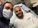 Dak Prescott es operado con éxito de su fractura de tobillo