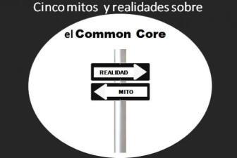 Cinco mitos y realidades sobre el common core