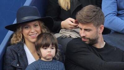 Shakira cancela la fiesta de su hijo Milán por una enfermedad