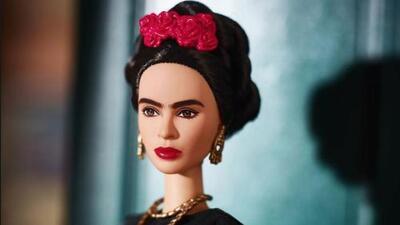 Familia de Frida Kahlo se enfrenta a Mattel por la muñeca inspirada en la icónica mexicana