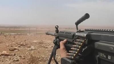 """Kurdos acusan a Trump de haberlos abandonado para que los """"masacren"""" y algunos republicanos también lo critican"""