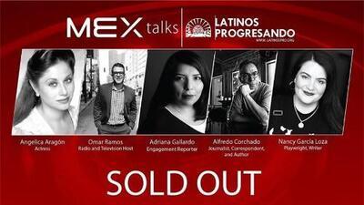 'MEXtalks', la plataforma que destaca las historias inspiradoras de la comunidad latina