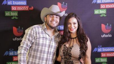 Gerardo Ortiz y Carla Medrano 'se casan' en vivo
