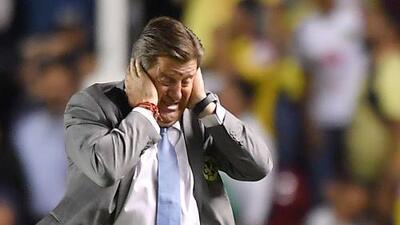 Miguel Herrera dejó entrever que no ser campeones del Clausura 2019 es un fracaso