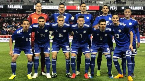 Esta es la mala racha que Paraguay quiere cortar ante el Tri