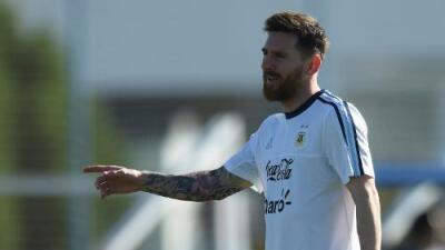 Aún sin nuevo técnico, Argentina tendrá amistoso ante Singapur