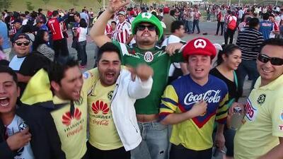 Corazón Fanático: En el Clásico de Clásicos, Chivas vs. América