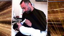 Mario Domm se convirtió en padre por segunda vez