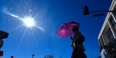 Declaran alerta de calor excesivo para este fin de semana en California y aumenta el temor a nuevos incendios