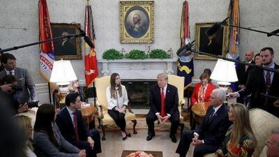 Los objetivos de la gira por Estados Unidos de Fabiana Rosales, esposa de Juan Guaidó