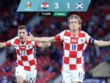 De la mano de Luka Modric, Croacia vence a Escocia y avanza a Octavos de Final