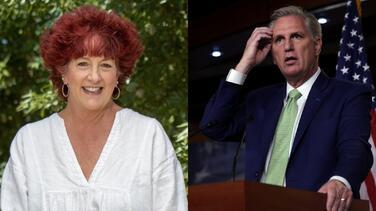 Maestra de Bakersfield se lanza a disputar el puesto de Kevin McCarthy en el Congreso