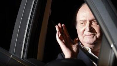 Rey Juan Carlos abandona el hospital