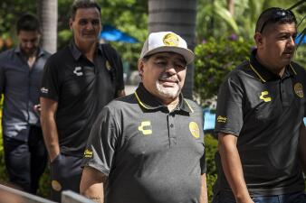 Las 10 frases del 10: así ha generado polémica Diego Maradona en México