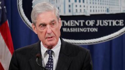 Las declaraciones de Robert Muller aumentan la presión demócrata para destituir al presidente Trump