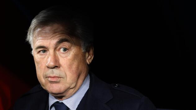 ¡El 'Chucky' se quedó sin técnico! Carlo Ancelotti, cesado del Napoli