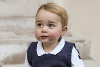 ¡Mira cómo ha crecido el príncipe George!