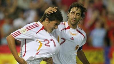 Villa vs Raúl: los dos máximos goleadores de España se enfrentan en la US Open Cup