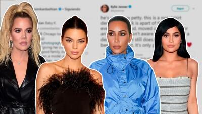 La Navidad es época de paz... pero no para las Kardashian-Jenner