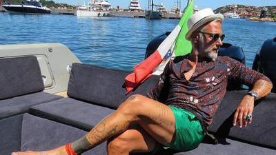 ¿Quién es Gianluca Vacchi? El millonario italiano que ha vuelto loco a Instagram
