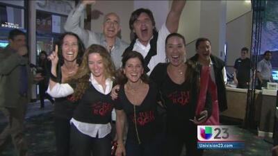 Euforia en Miami por 'Fifty Shades of Grey'