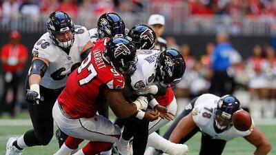 Grady Jarrett seguirá con los Falcons
