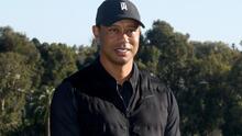 Autoridades revelan que la camioneta de Tiger Woods se impactó a una velocidad de 75 mph