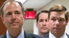 Adam Schiff defiende al congresista Eric Swalwell por relación con supuesta espía china