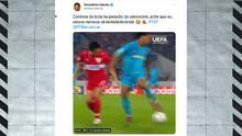 ¿Se burló? Dinho exhibió nerviosismo de Osorio al enfrentarlo