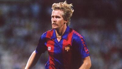 Los 10 mejores   Bernd Schuster, jugó en el Real Madrid y el Barcelona, y fue un fiasco en Pumas
